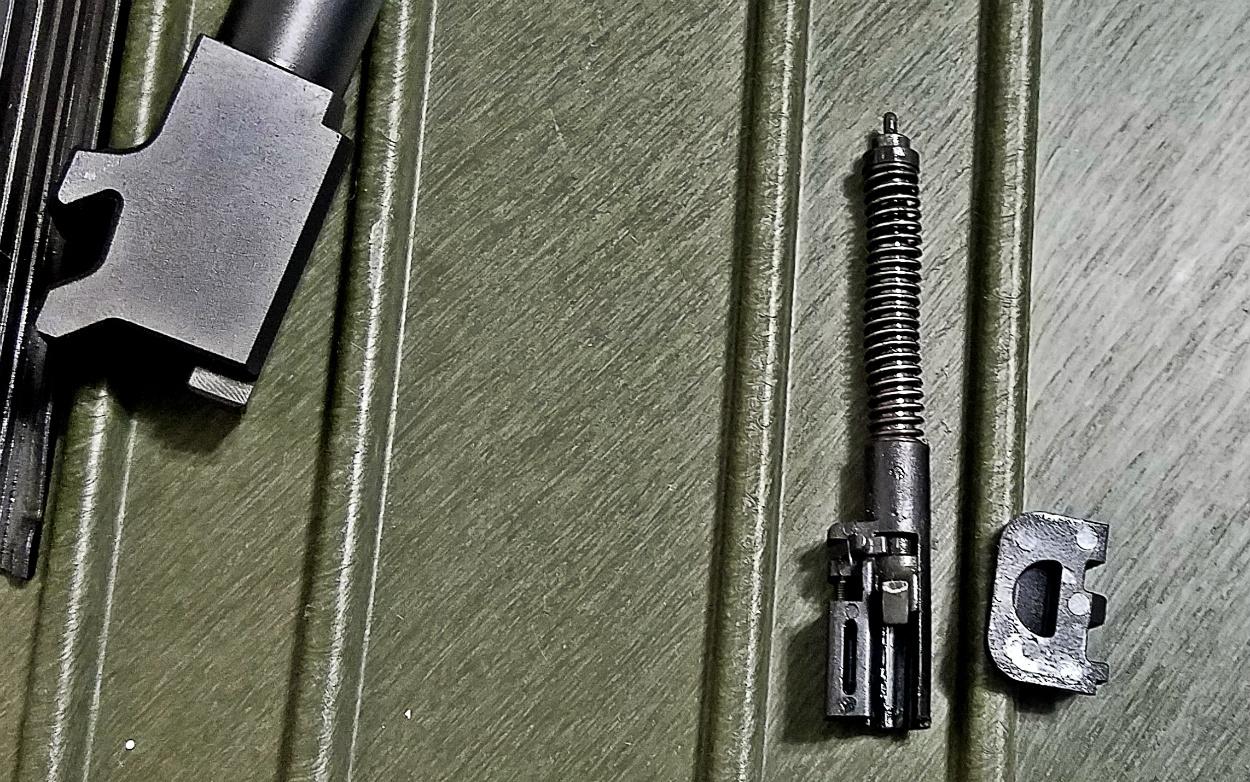 杂谈昨天帮别人polish了一下P320的扳机- 舞刀弄枪枪友会